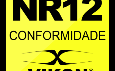 Brazil Compliance Standards NR12 safety machinery equipment NR12 MÁQUINAS E EQUIPAMETNOS vikon