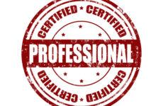 A importância do profissional certificado para Inspeção